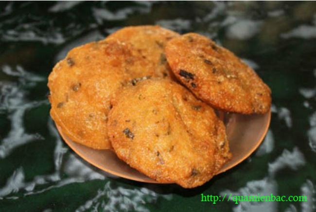 Bánh áp chảo đặc sản Lạng Sơn