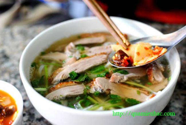Phở vịt quay Lạng Sơn