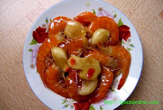 Tôm chua Ba Bể, đặc sản Bắc Kạn