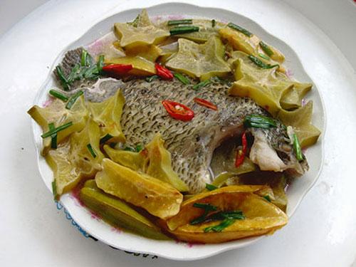 cách làm món cá rô đồng kho khế