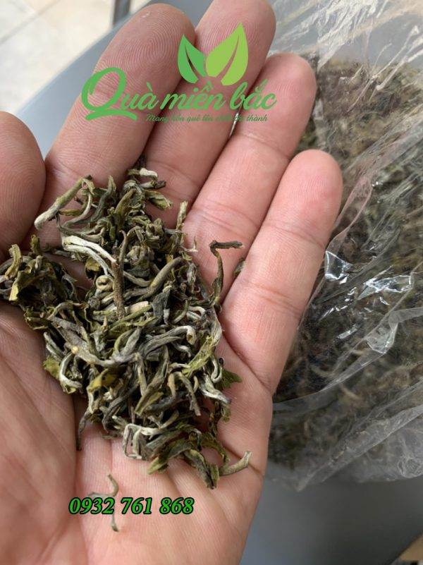 trà shan tuyết loại 1 cánh trắng