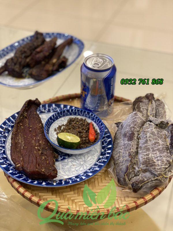 thịt lợn gác bếp TPHCM bịch 500g