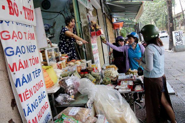 chợ bắc ở Sài Gòn