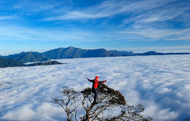 Tà Xùa, thiên đường Mây