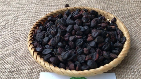 hạt dổi rừng, gia vị trong gian bếp