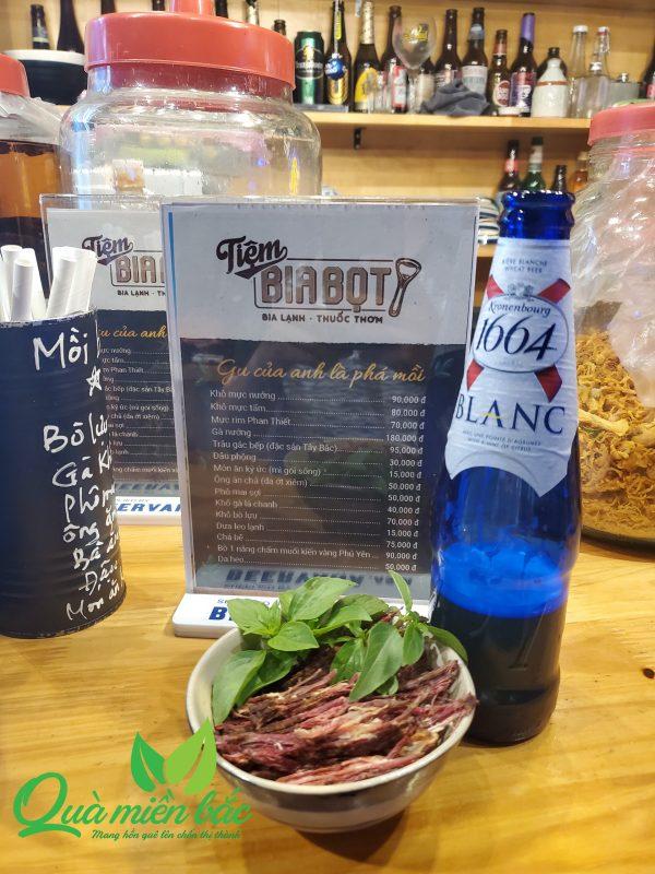 Tiệm bia bọt Tân Bình