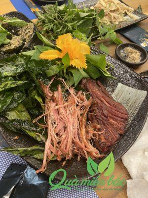 thịt lợn gác bếp, shop đặc sản Tây Bắc tại TPHCM
